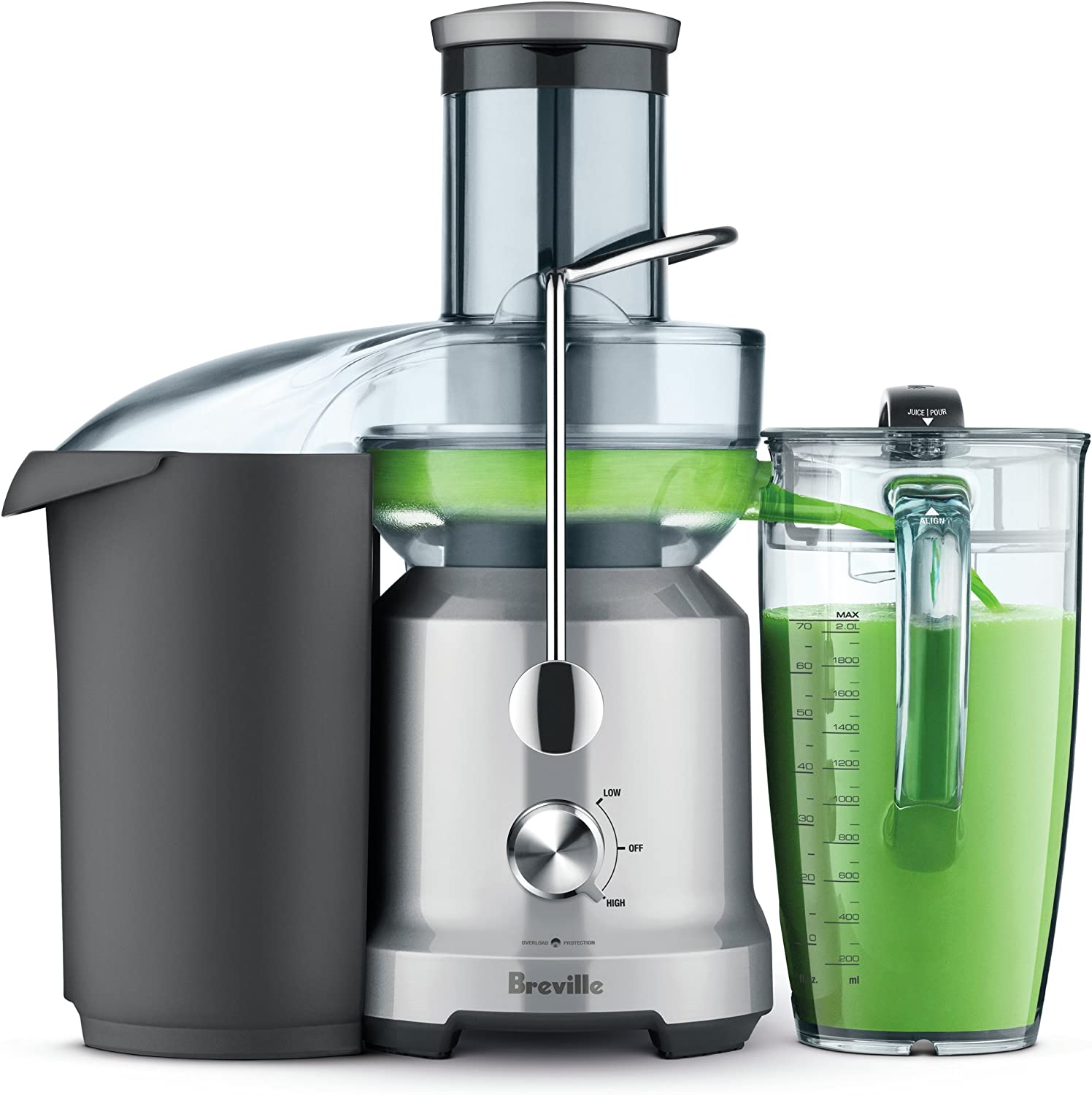 Breville Juice Fountain Cold BJE430SIL