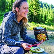 Peak Refuel meals are made in the USA